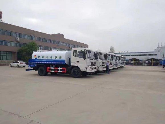 8台12方yabo334发往拉萨市曲水县林业局,这个订单666666!
